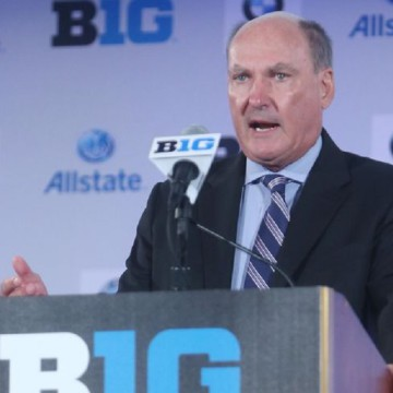 Big-Ten-Commissioner-Jim-Delany-Freshmen-Redshirt-Proposal