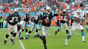 Carolina-Panthers-Cam-Newton-Miami-Dolphins